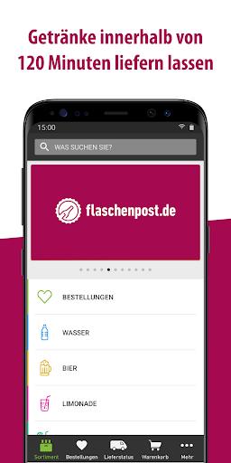 flaschenpost  screenshots 1