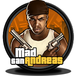 Mad San Andreas City Stories Icon