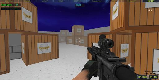 Pixel Wars Of Hero game (apk) free download for Android/PC/Windows screenshot