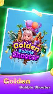 Golden Bubble Shooter MOD (Unlimited Money) 1