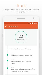hellofood - Food Delivery- screenshot thumbnail