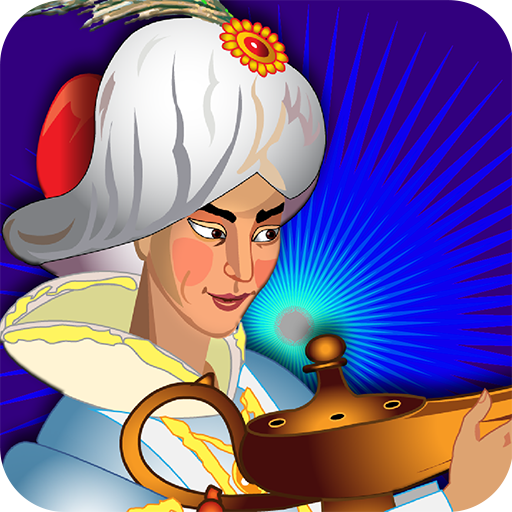 Magical Lamp of Aladdin Games