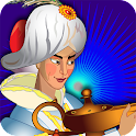 Magical Lamp of Aladdin Games icon