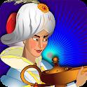 Magical Lamp of Aladdin Games icon