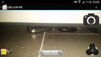 Screenshot of LED Light HD