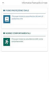 Download ComuniCare Francavilla al Mare For PC Windows and Mac apk screenshot 2