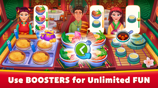 Asian Cooking Star: Crazy Restaurant Cooking Games apkpoly screenshots 5