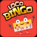 LOCO BiNGO! Play for crazy jackpots icon