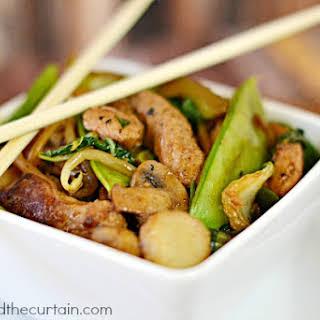 Pork Chop Suey.