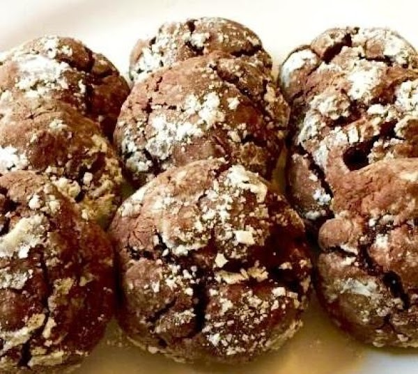 Kahlua & Amaretto Or Bailey's Chocolate Cookies Recipe