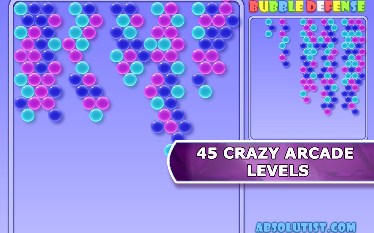 Bubblez: Bubble Defense- screenshot