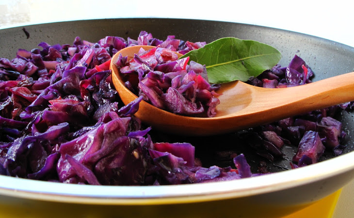 Sauteed Red Cabbage Recipe