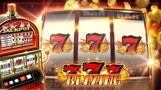 Free Slot Games Blazing 7