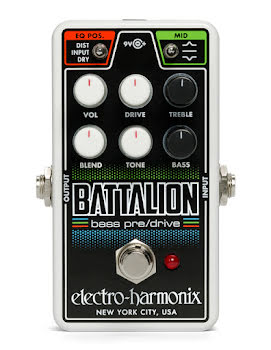 Electro Harmonix Nano Batallion