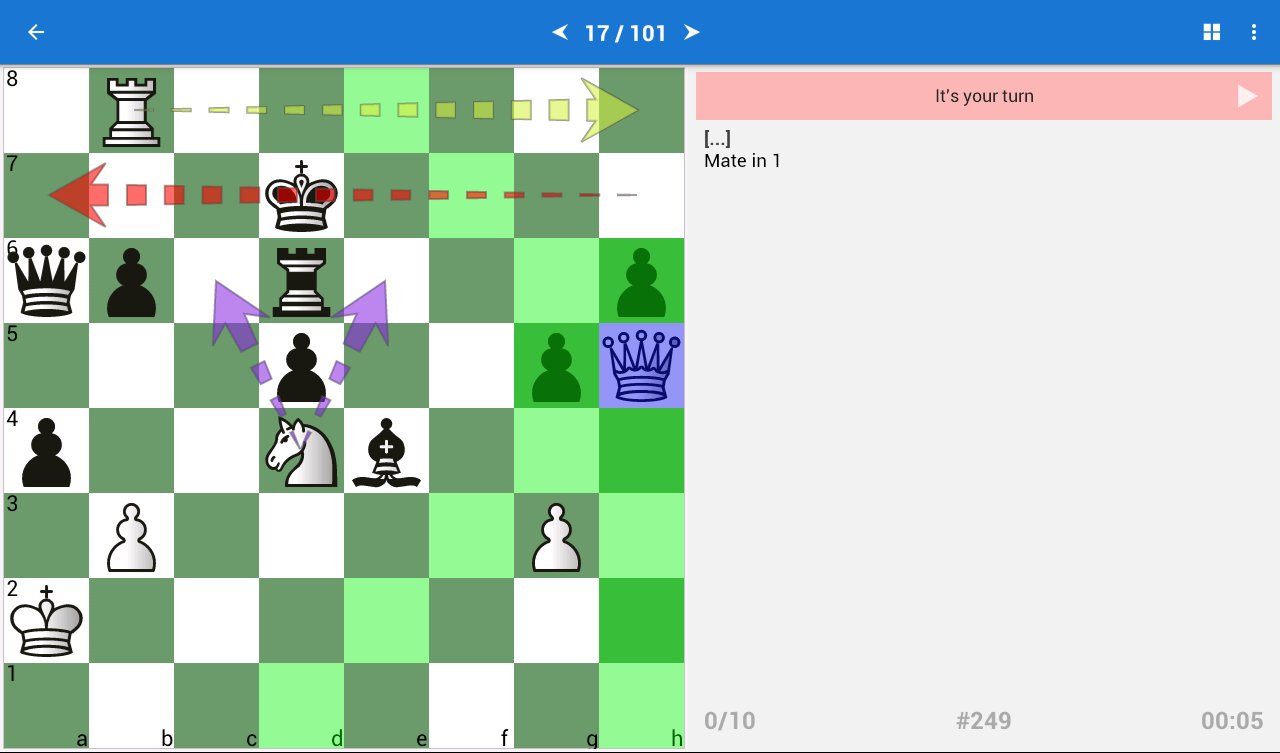 Chess Combinations Vol. 1- screenshot