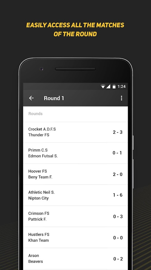 Bracket Maker & Tournament App- screenshot
