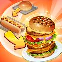 Merge Cooking Restaurant icon
