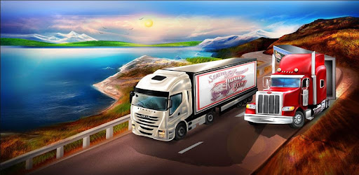 VDTruck: Last Convoy Games (apk) free download for Android/PC/Windows screenshot