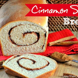Simply Divine Cinnamon Swirl Bread