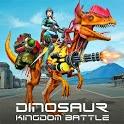 Monster World: Dinosaur War 3D FPS icon