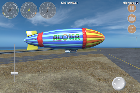 Airplane Fly Hawaii  Apk Download For Android and Iphone 1