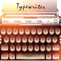 Typewriter Keyboard