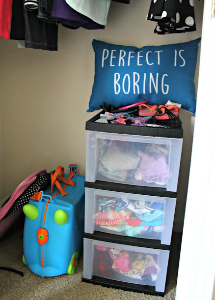 Two dorm room storage ideas are to pack away seasonal clothing in your suitcases, and to purchase wheeled storage carts for smaller items