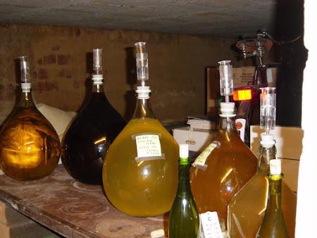 Onze flessen