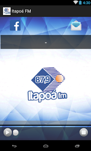 Radio Itapoá FM - Novo- screenshot thumbnail
