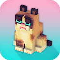 Cat Pet Shop: Girl Craft Story icon