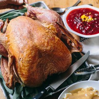 Simple Roast Turkey (Gluten-free, Paleo, Primal, Whole30, Perfect Health Diet).