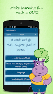 Learn Hindi Quickly FreeApp Latest Version Download For Android and iPhone 5