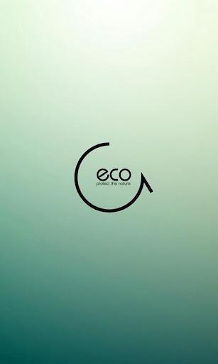 エコは自然を保存します live wallpaper