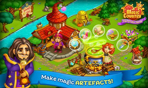 Magic City: fairy farm and fairytale country 1.34 screenshots 7