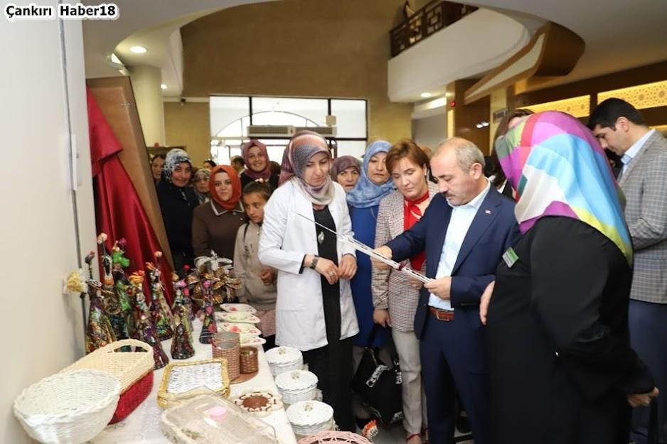 Çankırı Belediyesi,Çankırı Belediye Başkanı İsmail Hakkı Esen,Çankırı Belediye Başkan Yardımcısı İhsan Bostan,İhsan Bostan,
