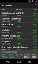 Market Quote - screenshot thumbnail 03