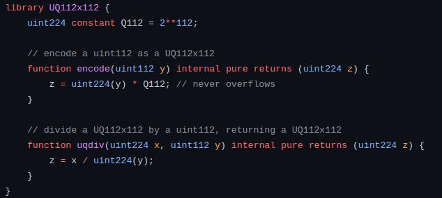 UQ112x112 library code