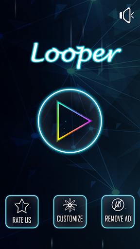 Looper! Looping Orbit Looped 1.0.10 screenshots 1