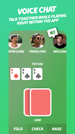 EasyPoker - Poker with your Friends apkpoly screenshots 6