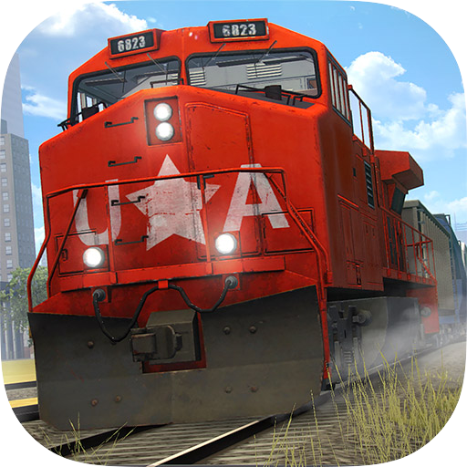 Train Simulator PRO 2018 Icon
