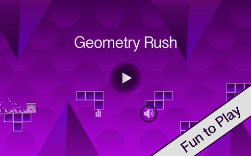 Geometry Rush: Cube Dash Lite