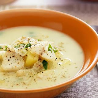 Creamy Fish Chowder.