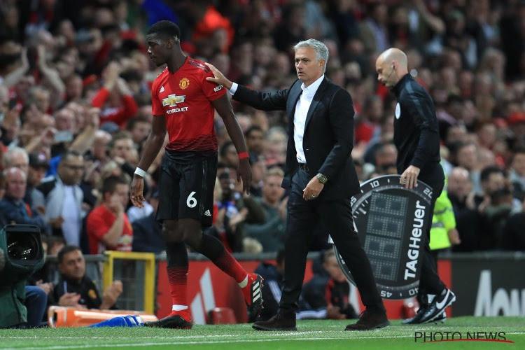 Un nouvel épisode dans la saga Pogba-Mourinho