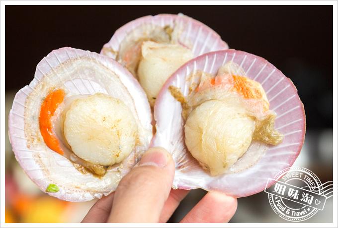 旗山錢源日式涮涮鍋大海陸鍋扇貝