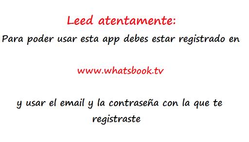 Whatsbook Messenger