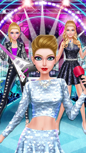 Fashion Doll - Pop Star Girls
