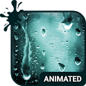 Rainy Day Animated Keyboard + Live Wallpaper icon