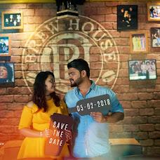 Wedding photographer Sarath Santhan (evokeframes). Photo of 27.01.2018