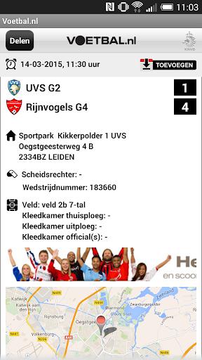 【免費運動App】Voetbal.nl-APP點子