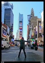 Photo: Una Sirula en Times Square :)